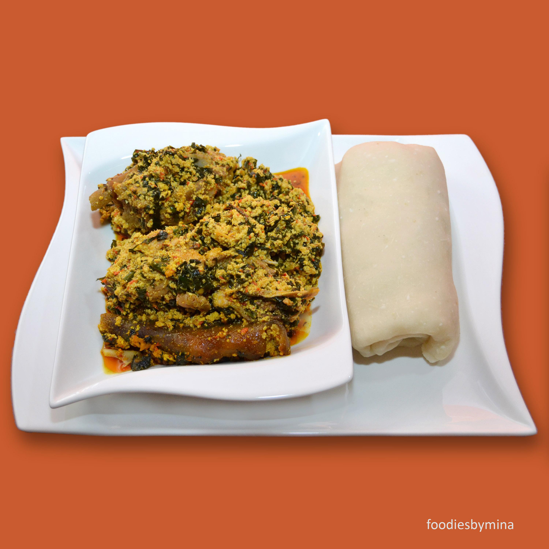 Egusi Soup Recipe Minalicious