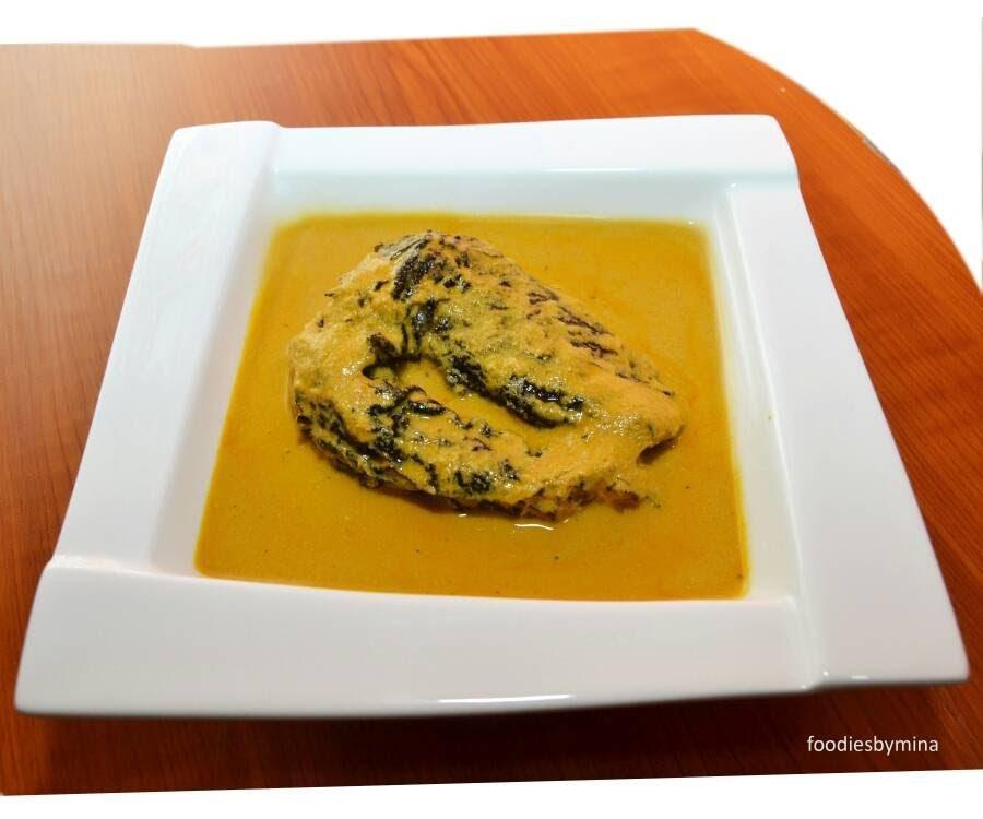 Egusi Ijebu Soup Minalicious